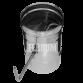 Шибер (поворотный) (430/0,8мм) ф150