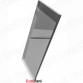 Экран зерк. 980 х 980