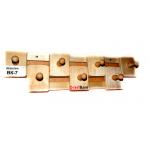 Вешалка комбинированная (7 крючков)