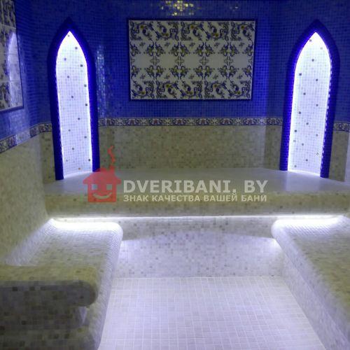 Хамам 6 м2  (Под отделку)
