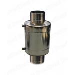 Теплообменник  6л на трубе д.115 штамп. (AISI 439)