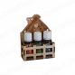 Набор эфирных масел `Банька` на 3 пузырька (Апельсин+сосна+можжевельник) арт.33402