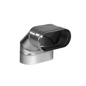 Отвод-овал 90 (430-0,5) ф 120*230