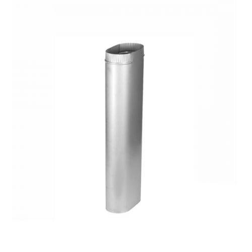Труба-овал L-500 (430-0,5) ф 120*230