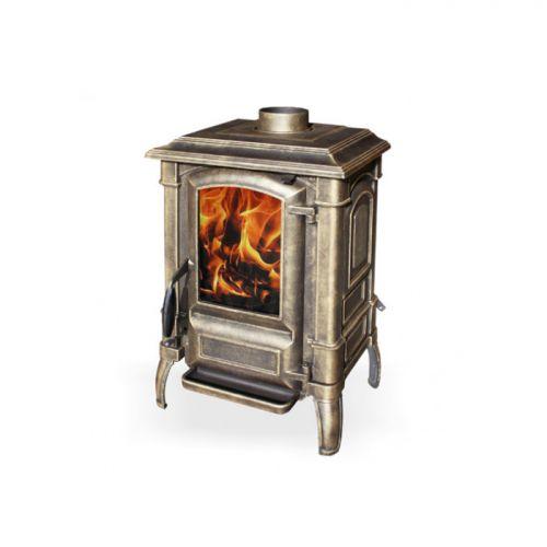 Чугунная печь-камин Fireway Bruno Antike