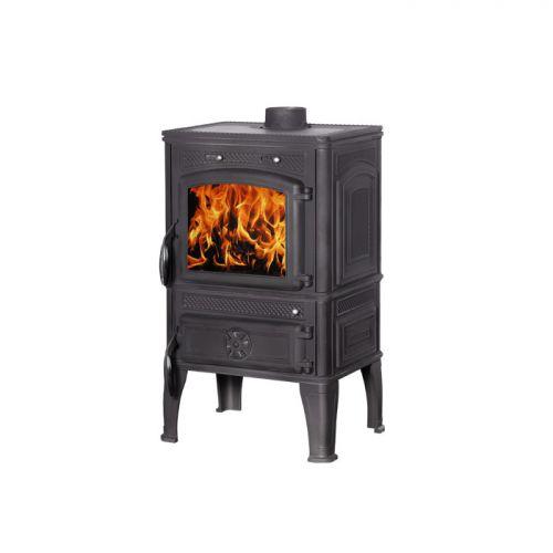 Чугунная печь-камин Fireway Dacha