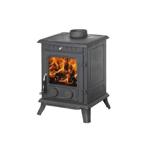Чугунная печь-камин Fireway Jan