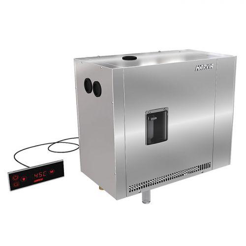 Парогенератор Harvia Helix PRO HGP30 30.0 кВт с контрольной панелью