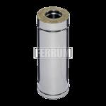 Труба двустенная L1000 (430,8-430,5) Ф115*200