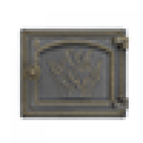 Дверцы Везувий (бронза)