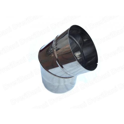 Отвод 45 (430-1,0) ф 115