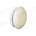 Клапан тарельчатый липа D-100 (основание металл)