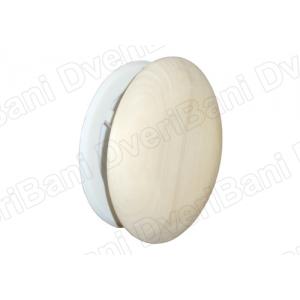 Клапан тарельчатый липа D-100 (основание металл) термо