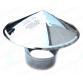 Зонт с обжимным хомутом (430-0,5) ф 200