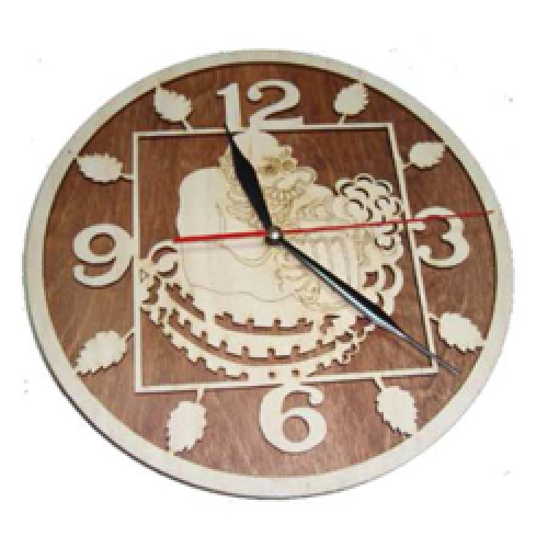 Часы для бани