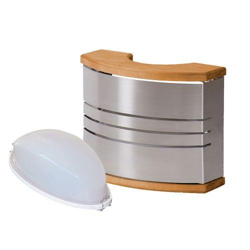 Лампа для сауны Harvia с абажуром (Финляндия) IP44, E14, 40Вт