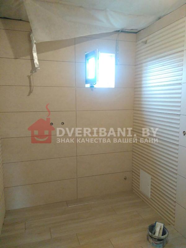 внутреняя отделка бани под ключ Минск фото