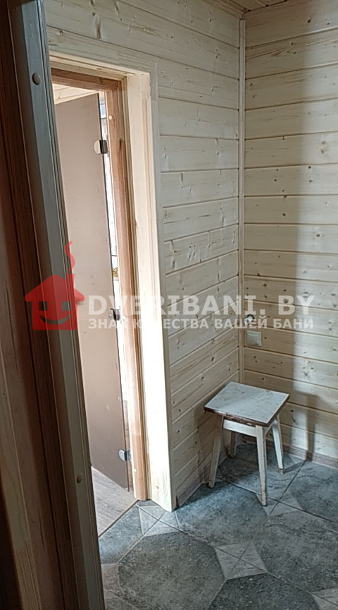 баня из дерева внутренняя отделка фото
