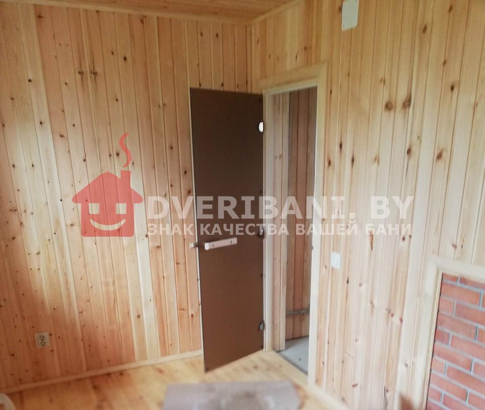 отделка комнаты отдыха в бане под ключ в Минске фото